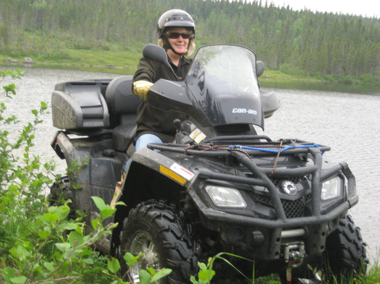 Wiltondale, Canada: ATV excursions available