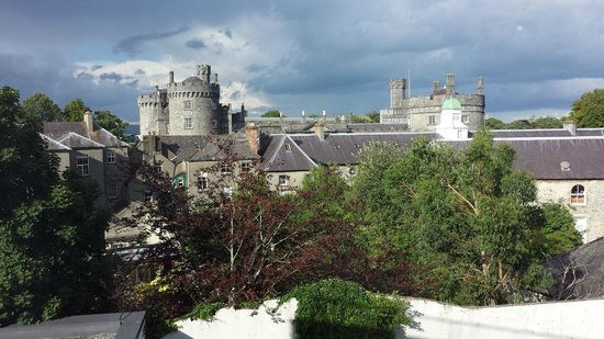 Pembroke Kilkenny: View from the bedroom