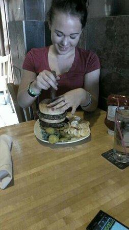Harry's Cafe: B52 challenge.
