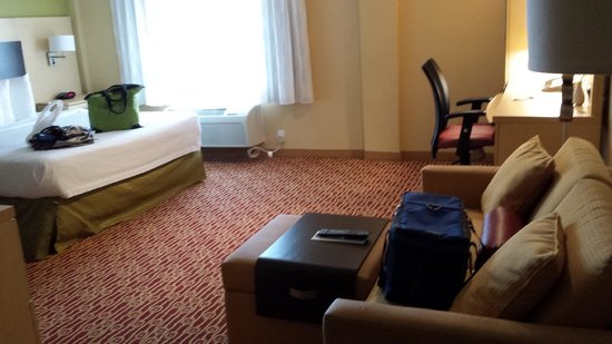 TownePlace Suites Albany Downtown/Medical Center: Standard King Room