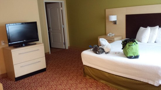 TownePlace Suites Albany Downtown/Medical Center : Standard King Room