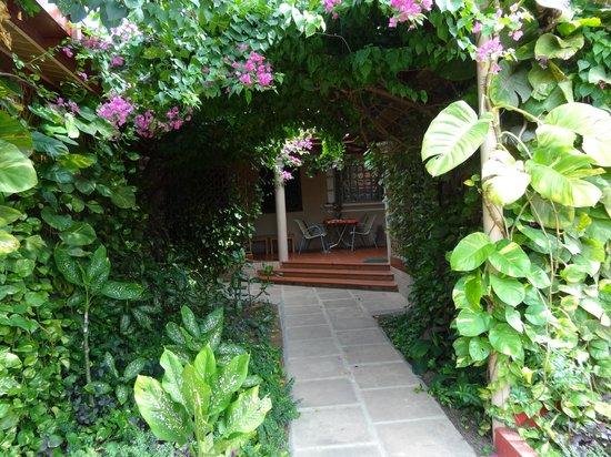 Sun Sothy Guesthouse: extérieur