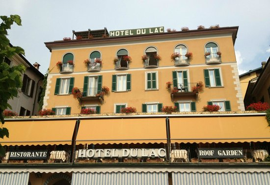 Hotel Du Lac: hotel.