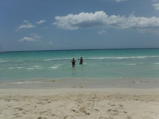 White Sands Negril: Taken right from White Sands' beach