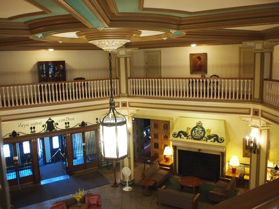 The Alcazar: Mezzanine