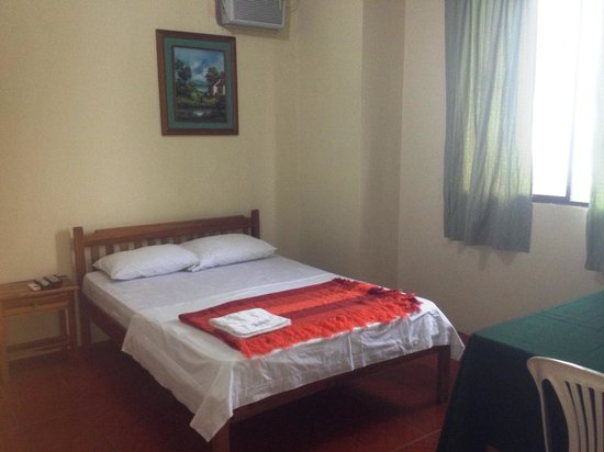 Hotel Manglaralto : Con Aire Acondicionado