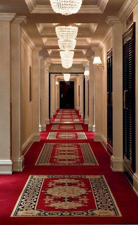 The Ritz-Carlton, Moscow: Hallway