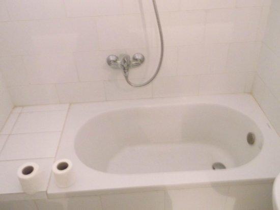 Hotel Grand Royal: salle de bain