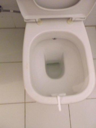 Hotel Grand Royal: urine