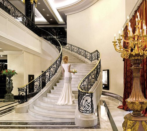 The Ritz-Carlton Moscow: The meeting facilities serve as an excellent locat