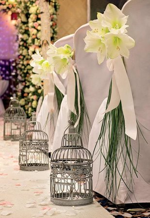 Weddings at The Ritz-Carlton, Moscow