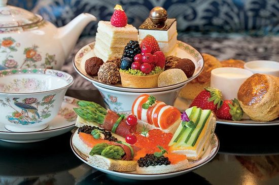 The Ritz-Carlton, Moscow: Afternoon Tea