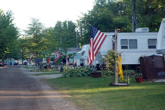 Indian Creek RV and Camping Resort: Resort Grounds