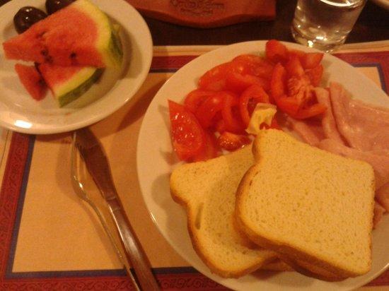 Hotel Praga 1: la colazione