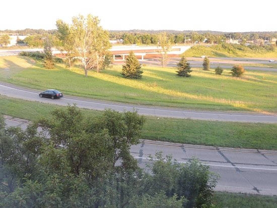 BEST WESTERN PLUS Dakota Ridge: View from Room on the 3rd Floor