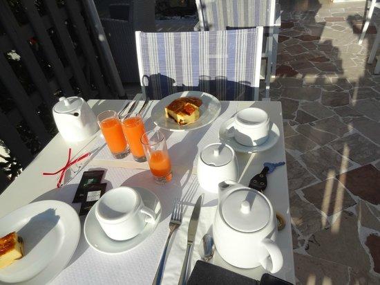 Le Relais Des Chartreuses: Super le petit déjeuner