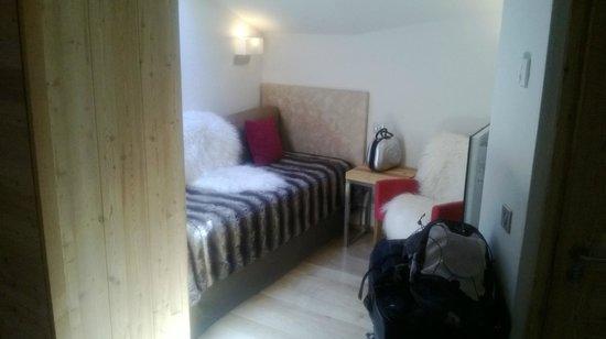 Hotel Au Coeur du Village: Salon