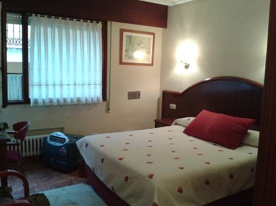 Hotel Sablon: habitación 24