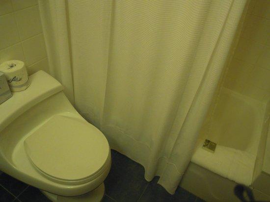 Park South Hotel: Siempre muy limpio.
