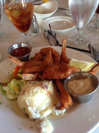 Owl Cafe: Fried Gulf Shrimp