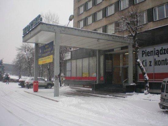 Ingresso Hotel Katowice