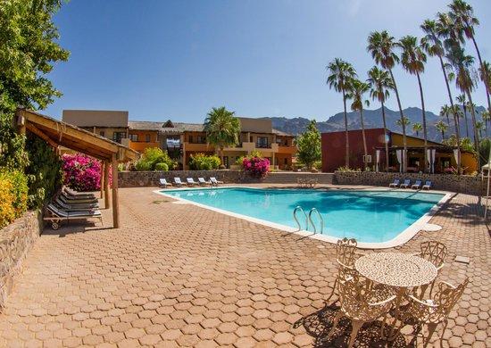 Hotel Tripui: Pool