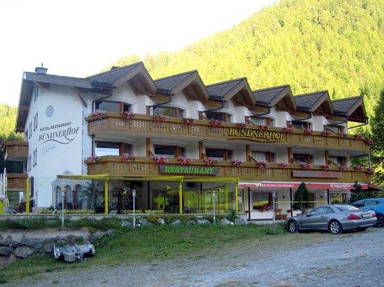 Hotel Bundnerhof
