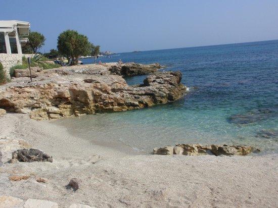 Creta Maris Beach Resort : Spiaggia relax