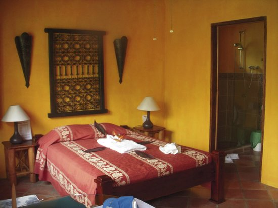 Hotel La Palapa Eco Lodge Resort: Chambre