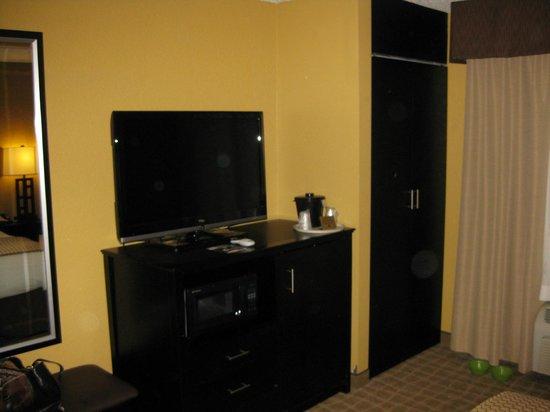La Quinta Inn & Suites Hot Springs : Room
