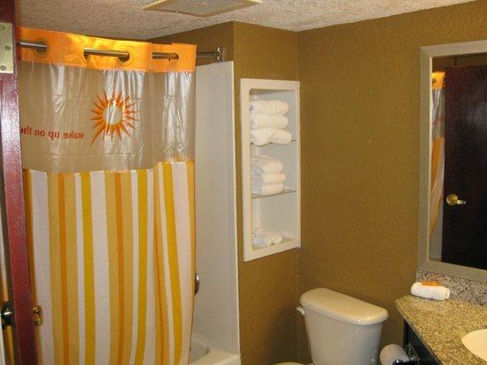 La Quinta Inn & Suites Hot Springs: Bathroom