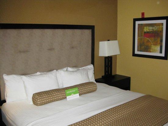 La Quinta Inn & Suites Hot Springs: Bed