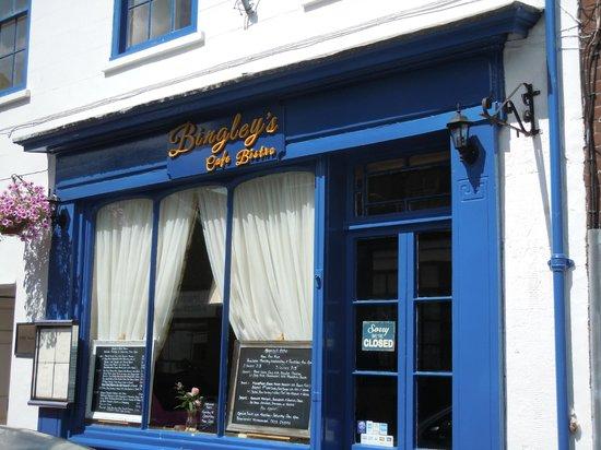 Bingley's Bistro: Bingley's