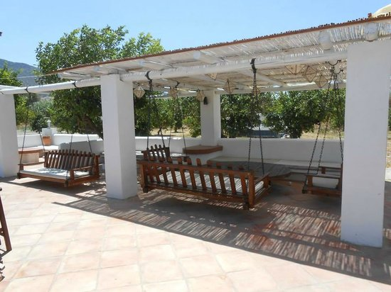 Finca Al Limón: Seating area