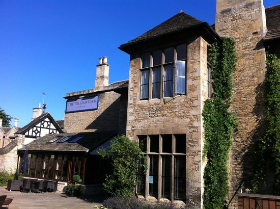 The William Cecil at Stamford: A very handsome building