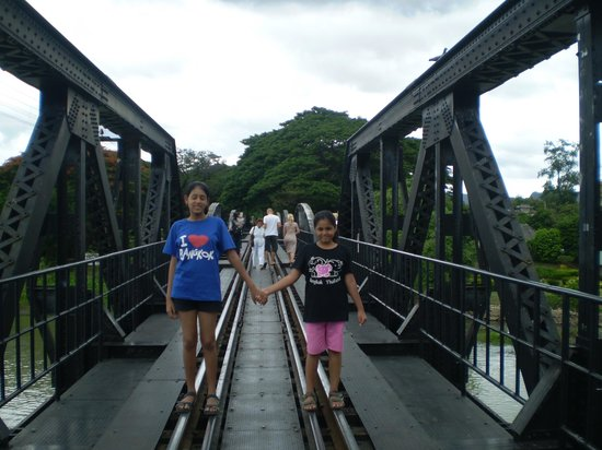 Duenshine Resort : On the Bridge Kawai