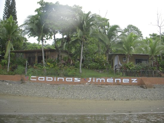Cabinas Jimenez: Hôtel