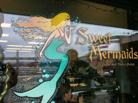 Sweet Mermaids: Best sandwiches and coffee in Ketchikan and pastries to seal the deal.