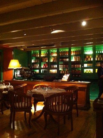 Restaurant La Salsa: Pleasent interieur