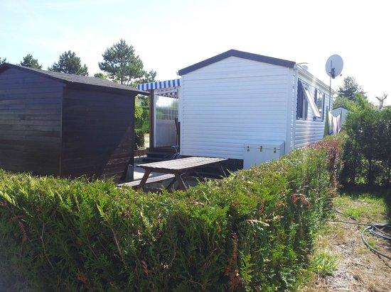 Camping La Forêt: mobile home
