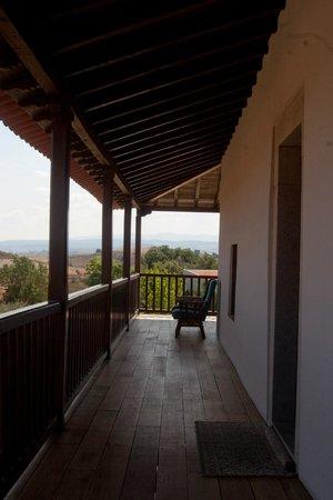 Quinta Entre Rios: first floor balcony