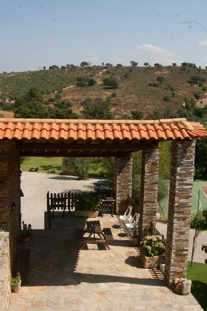 Quinta Entre Rios: view from the first floor