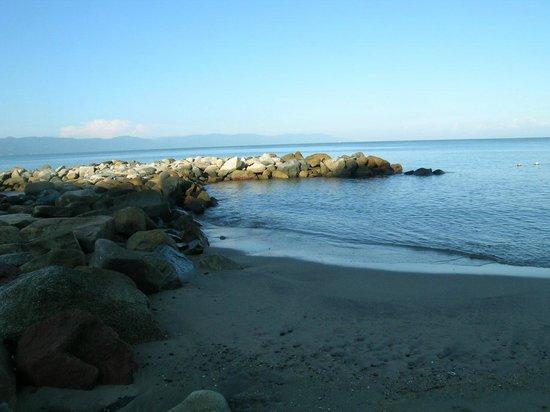 Club Regina Puerto Vallarta: the nice beach in front of the resort