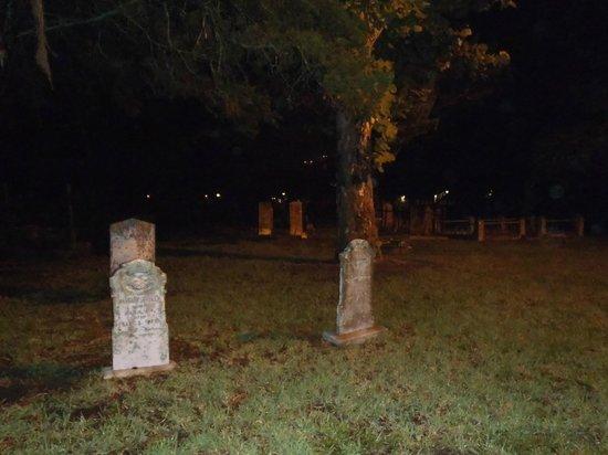 Sheriffs Ghost Walk Tours: Cemetery vs Graveyard