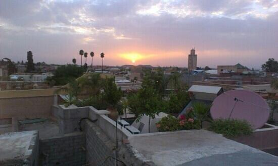 Riad Charlott' : Lovely Sunsets