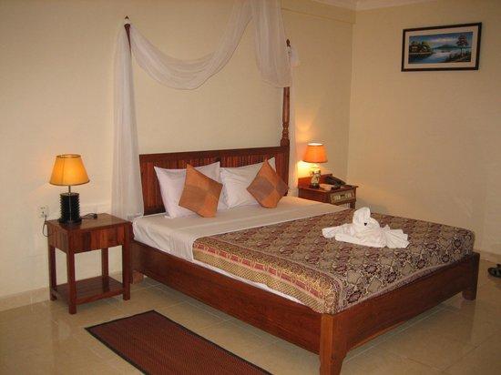 Dara Reang Sey Hotel Siem Reap: номер