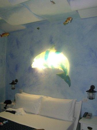 Hotel La Cappuccina: Camera Ulisse