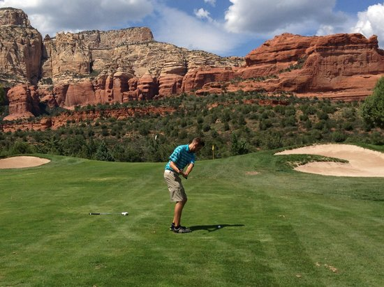 Seven Canyons: One of only MANY incredible shots!