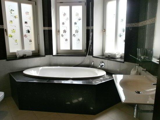 Grape Hotel: Łazienka / Bathroom