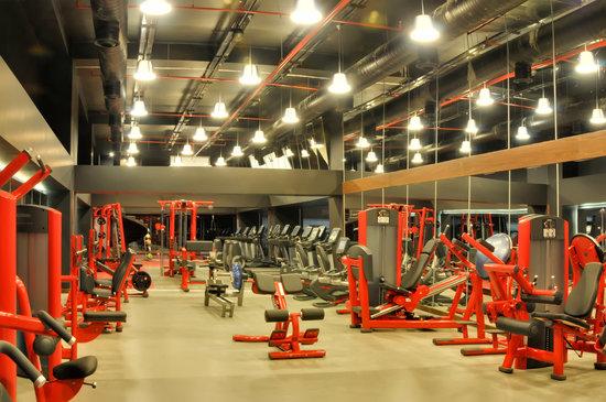 Ommer Hotel: Fitness